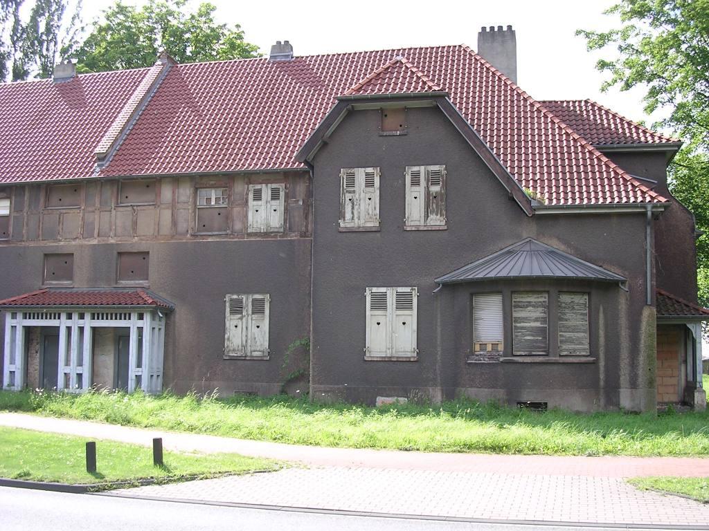 Enkelt leilighet Duisburg Rheinhausen