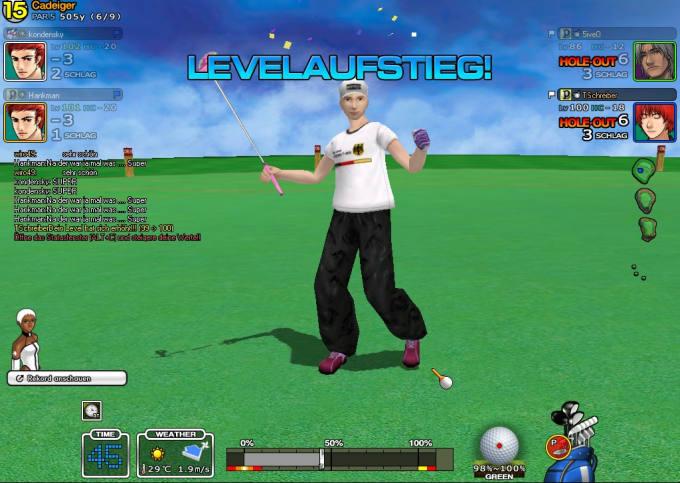 LVL100 Shot-Online