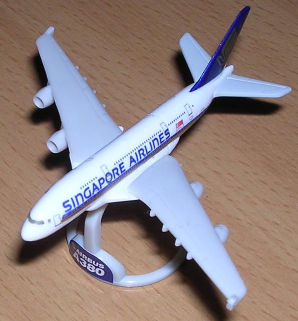 Konstruktionsfehler Airbus A380