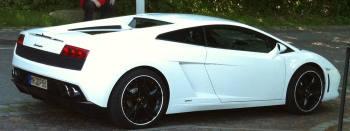 Nicht alles waren Ferraris - Lamborghini Gallardo